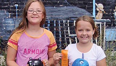 Pumpkin winners featured