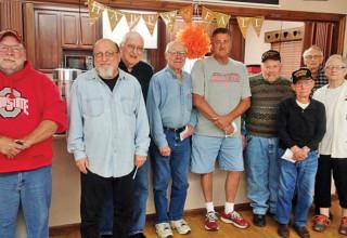 Celebrating veterans