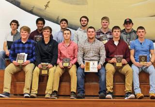 KHS football awards