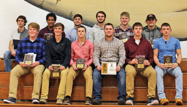 KHS football awards