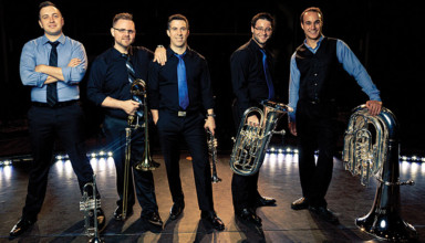 "Presidio Brass … 1 (2) 2017Presido Brass to perform ""Sounds of the Cinema"" on Jan. 12 at Palace"