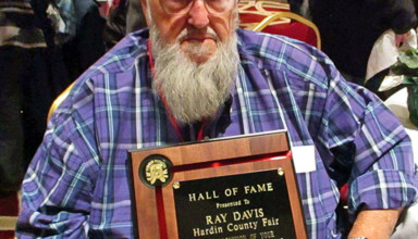 Hall of Fame inductee