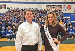 Miss Ohio partnership