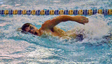 Sectional swims