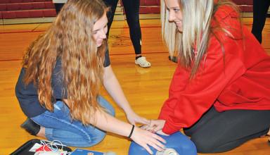 CPR at USV