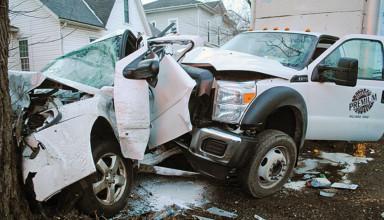 Detroit Street crash