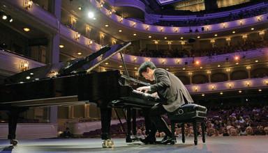 Pianist Daniel Hsu