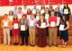 NHS induction at KHS