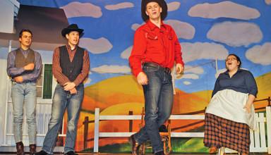 'Oklahoma' at Riverdale