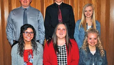 Elks honors teens