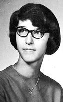 Bethany Amstutz Elwood in high school picture