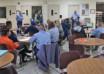 Prison classroom