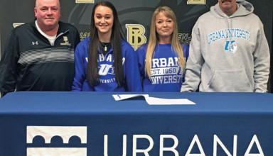 Signing with Urbana