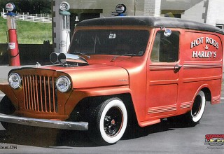 Featured vehicle