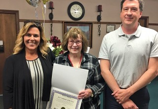 Volunteer of the Year featured