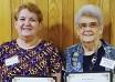 Roberta Ochier (left) and Ann Height featured