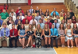 KHS Awards Day seniors