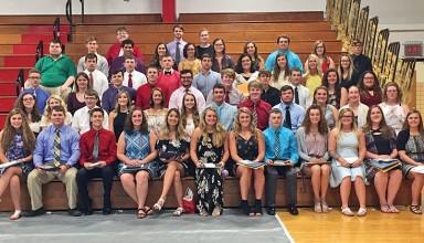 KHS Awards Day seniors