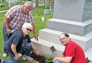 Honoring veterans featured