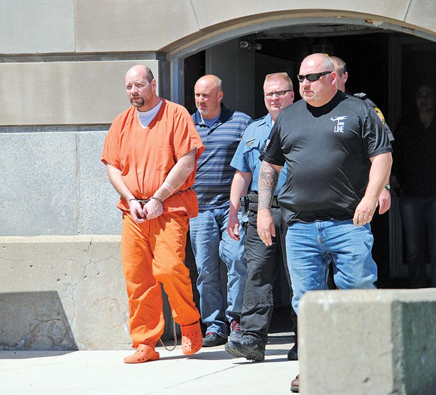 Sheldon gets 20 years in prison in attempted murder case – Kenton Times