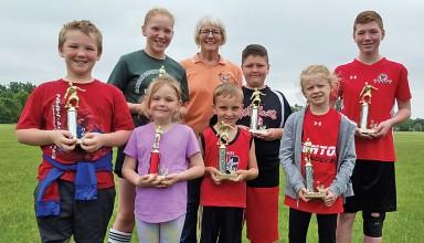 Soccer winners