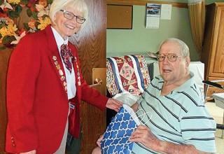 Gift for veterans