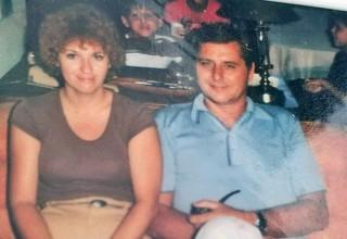 Sharon and Robert Jordan featured