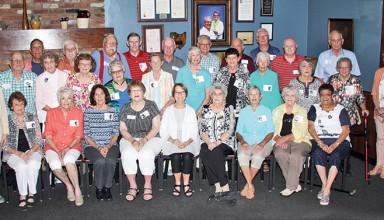 65th class reunion