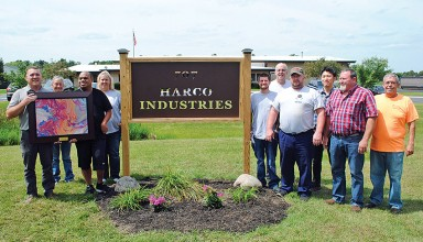 New Harco sign