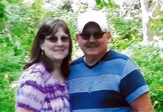 Theresa and Robert Caldwell Sr.