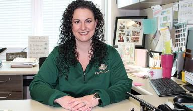 Erica O'Keeffe, Ridgemont principal of curriculum and instruction