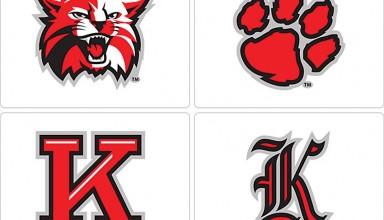 Kenton Wildcats logos