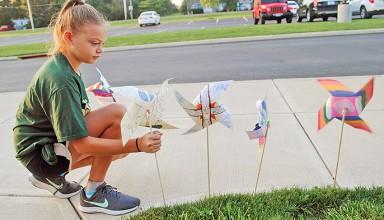 Pinwheels for Peace