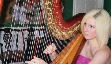 Harpist Ashlie Webb Payton will perform at Forest UMC