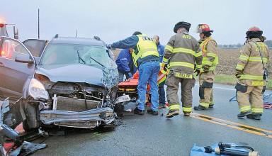 No serious injuries