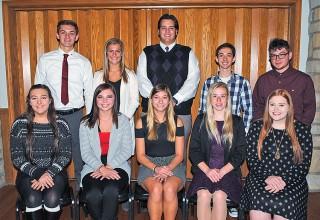 November teens honored