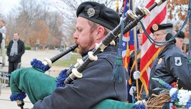 Honoring vets