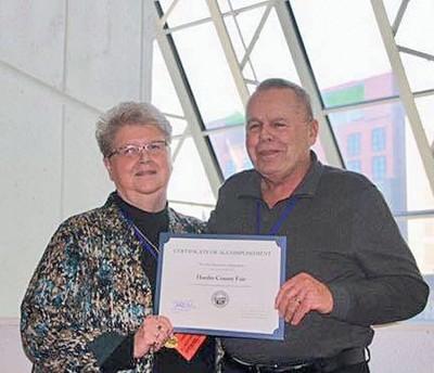 Bidwell honored