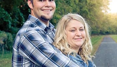 Austin Frey and Alisha Buxton