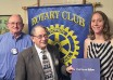 Rotary honor