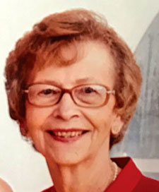 Rosemary (Bushong) Shawver