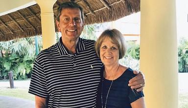 John and Diane Hohn today