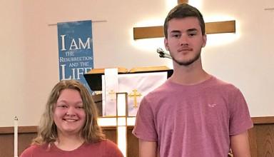 Church honor grads featured