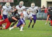 Eluding the tackle