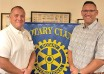 Sheriff at rotary