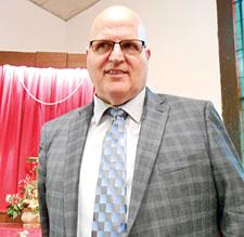 Pastor John Nagel